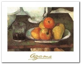 Apples And Pears plakat obraz 30x24cm