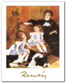 Charpentier And Sons plakat obraz 24x30cm