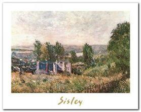 Landscape plakat obraz 30x24cm