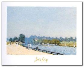 Hampton Court plakat obraz 30x24cm