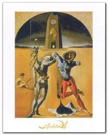 Poesie D'Amerique plakat obraz 24x30cm