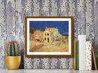 La Casa Gialla - Arles plakat obraz 30x24cm (3)
