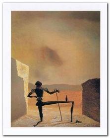 Lo Spettro Di Vermeer plakat obraz 24x30cm