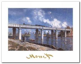 Il Ponte plakat obraz 30x24cm
