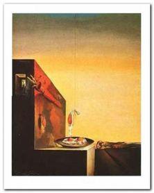 Uova Sul Piatto plakat obraz 40x50cm
