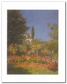 Giardino In Fiore plakat obraz 40x50cm