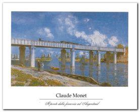 Il Ponte plakat obraz 50x40cm