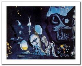 Idylle Atomique plakat obraz 50x40cm