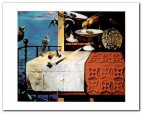 Natura Morte plakat obraz 50x40cm