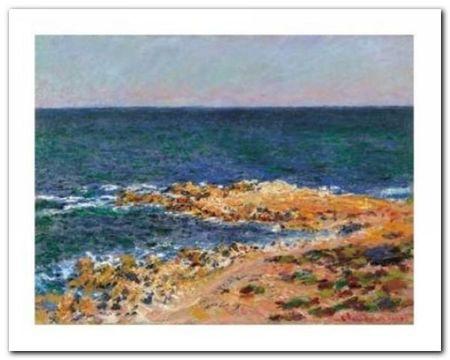 La Grande Bleue plakat obraz 50x40cm (1)