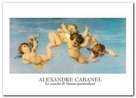 La Nascita Di Venere plakat obraz 55x40cm