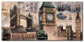 London plakat obraz 100x50cm