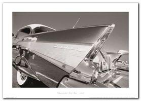 Chevrolet Bel Air plakat obraz 70x50cm