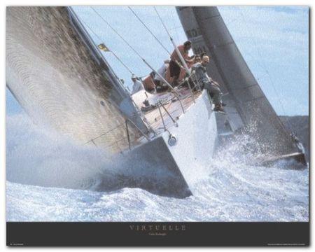 Virtuelle plakat obraz 50x40cm (1)