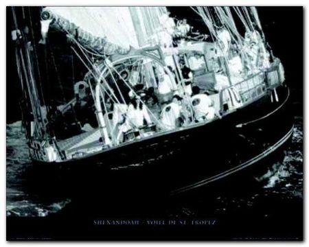 Shenandoah plakat obraz 50x40cm (1)