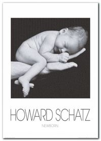 Newborn plakat obraz 50x70cm