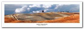 Bella Toscana plakat obraz 95x33cm