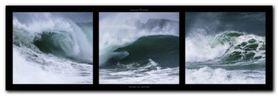 Waves In Motion plakat obraz 95x33cm