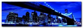 Brooklyn Bridge plakat obraz 95x33cm