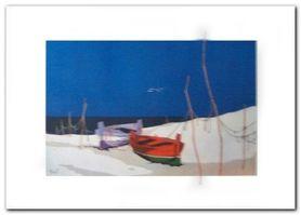 Mediteraneo 3 plakat obraz 70x50cm