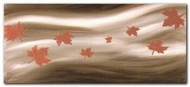 Autumn Coffee plakat obraz 50x23cm