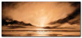Low Tide II plakat obraz 50x23cm