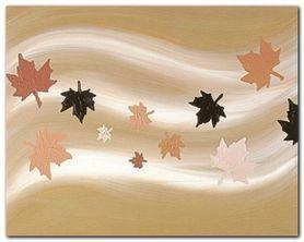 Autumn Bronze plakat obraz 30x24cm