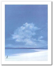 Sandbank plakat obraz 40x50cm