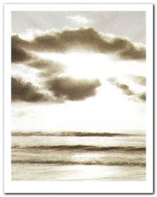 Contemplation plakat obraz 40x50cm