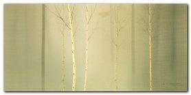 Winterely Wood plakat obraz 100x50cm