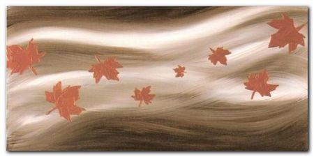 Autumn Coffee plakat obraz 100x50cm (1)