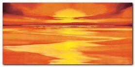 Red Sky plakat obraz 100x50cm