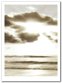 Contemplation plakat obraz 60x80cm