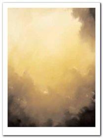 Golden Wonders plakat obraz 60x80cm