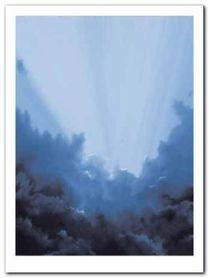 Storm Breaking plakat obraz 60x80cm