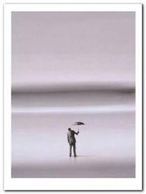 Rainy Days plakat obraz 60x80cm