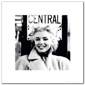 Marilyn Monroe plakat obraz 40x40cm