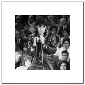 Elvis - 68 Special plakat obraz 40x40cm