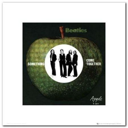 Beatles Come Together plakat obraz 40x40cm (1)