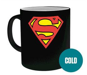 SUPERMAN kubek zmienny termicznie 300 ml