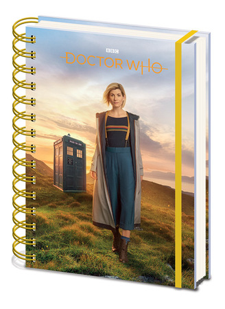 DOCTOR WHO notes ring A5 (1)
