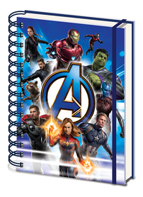 AVENGERS notes ring A5