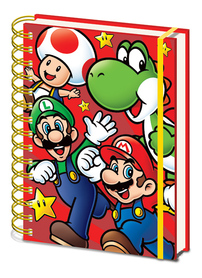 SUPER MARIO notes ring A5