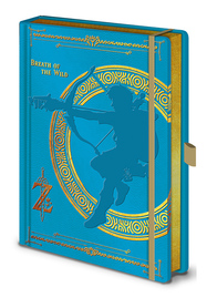 THE LEGEND OF ZELDA notes premium A5