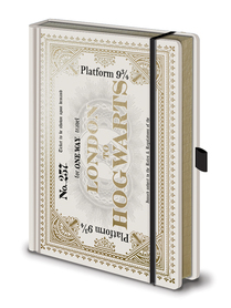 HARRY POTTER notes premium A5