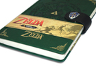 LEGEND OF ZELDA notes A5 z zapinką (5)