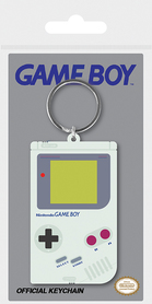 GAME BOY brelok gumowy