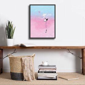 Fairy Cake plakat obraz 30x40cm