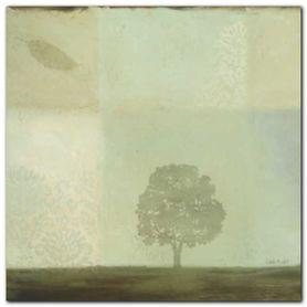 Blue Horizon 2 plakat obraz 75x75cm