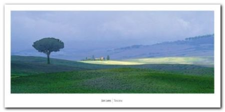 Toscana plakat obraz 100x50cm (1)
